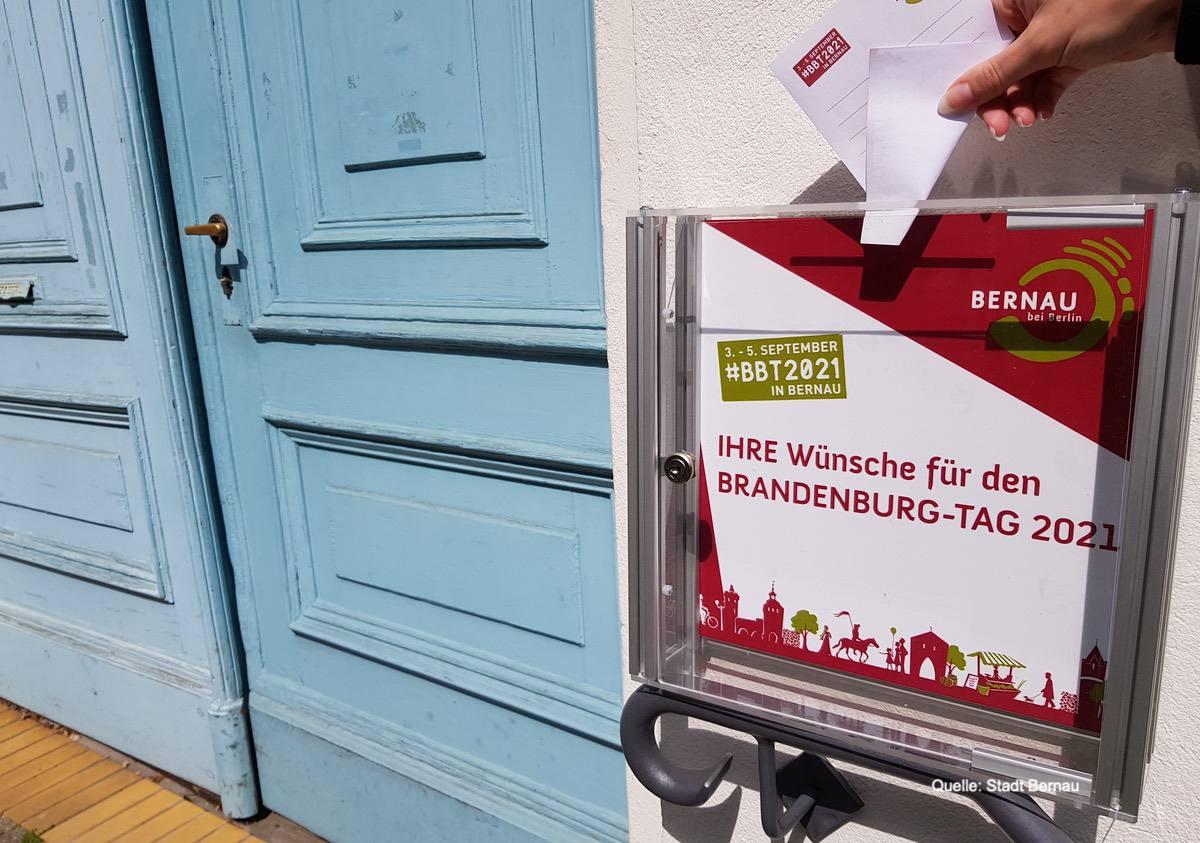 Bernau, Brandenburg-Tag