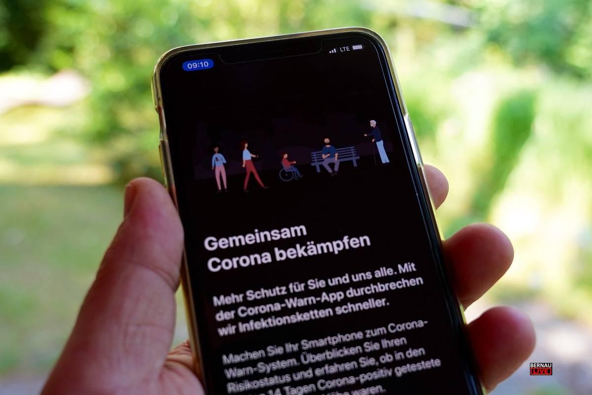 Bernau - Corona-App