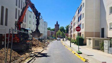 Photo of Bernau: Sperrungen in der Grün- und Weißenseer Straße