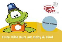 """Photo of """"Erste Hilfe am Baby und Kind"""" – Kurse in Bernau und Panketal"""