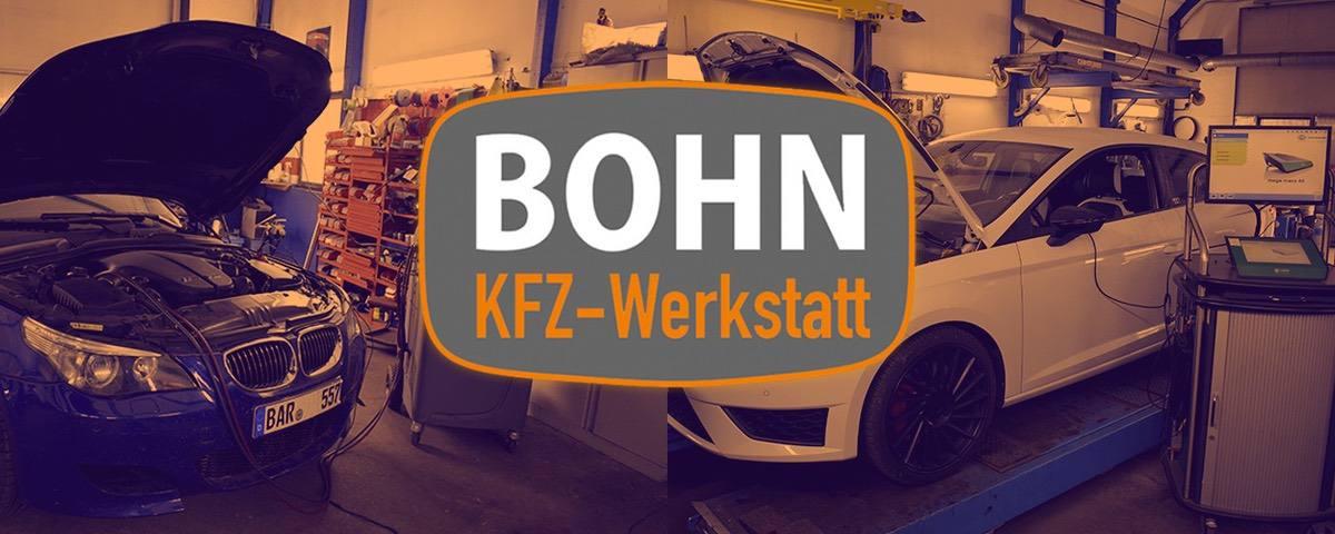 Stellenangebot Bernau - Bohn KFZ