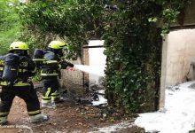 Photo of Bernau: Erneuter Gebäudebrand in Lobetal am Sonntagmorgen