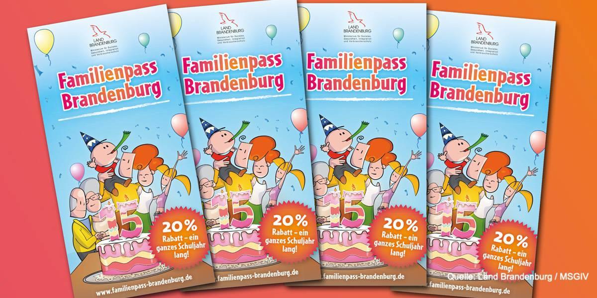 Brandenburger Familienpass - Bernau