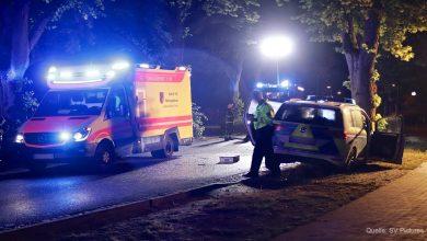 Photo of Polizei-Einsatzfahrt endet in Zepernick mit schwerem Verkehrsunfall