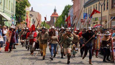 Photo of Video: Festumzug zum Hussitenfest Bernau von 2019