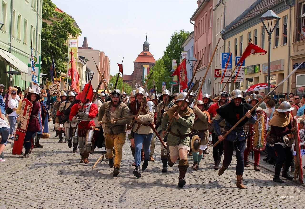 Bernau Hussitenfest