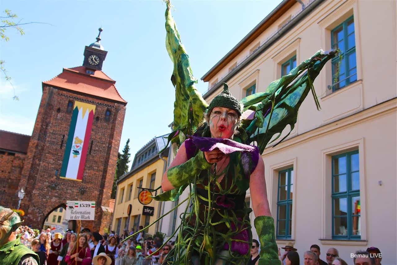 Hussitenfest Bernau