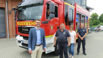 Photo of Neues Löschgruppenfahrzeug für die Feuerwehr Panketal