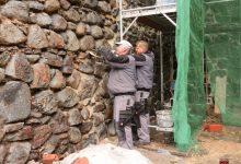 Photo of Historische Stadtmauer in Bernau wird denkmalgerecht saniert