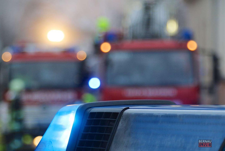 Bernau, Polizeibericht, Barnim