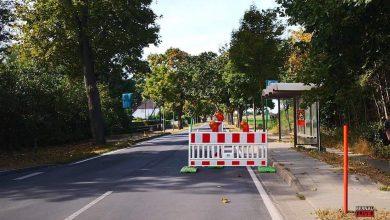 Photo of Straßensperrung auf der L 30 zwischen Bernau und Schönow