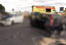 Photo of Verkehrsunfall in Bernau – Motorradfahrer schwer verletzt