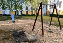 Photo of Bernau: Spielplatz in der Spreeallee erneut zugemüllt