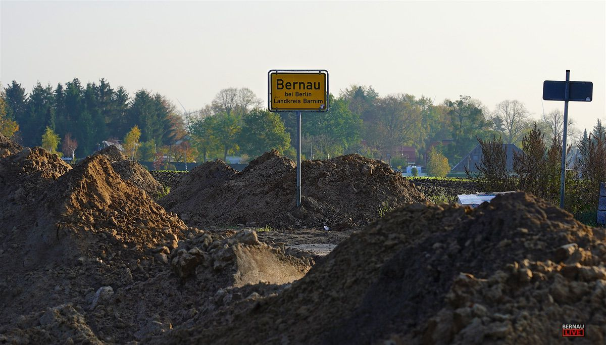 Bernau, Verkehr, Bauarbeiten, Bernau LIVE