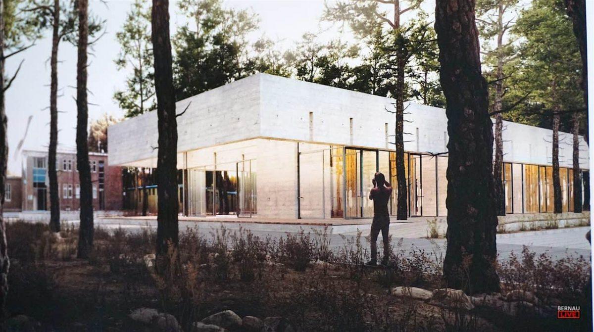 DSC02483 Bauhaus Besucherzentrum