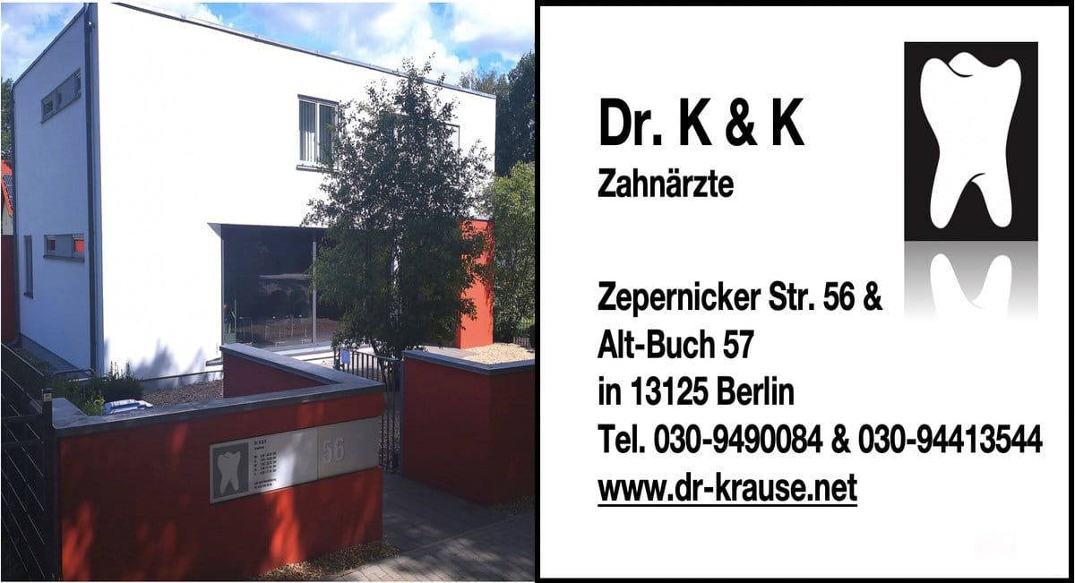 Stellenangebot, Bernau, Zepernick, Berlin-Buch