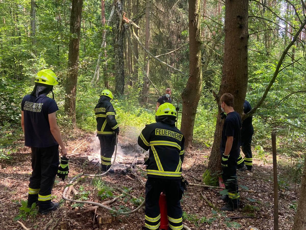 Feuerwehr Brenau Bernau LIVE0000