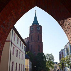 Bernauer Innenstadt