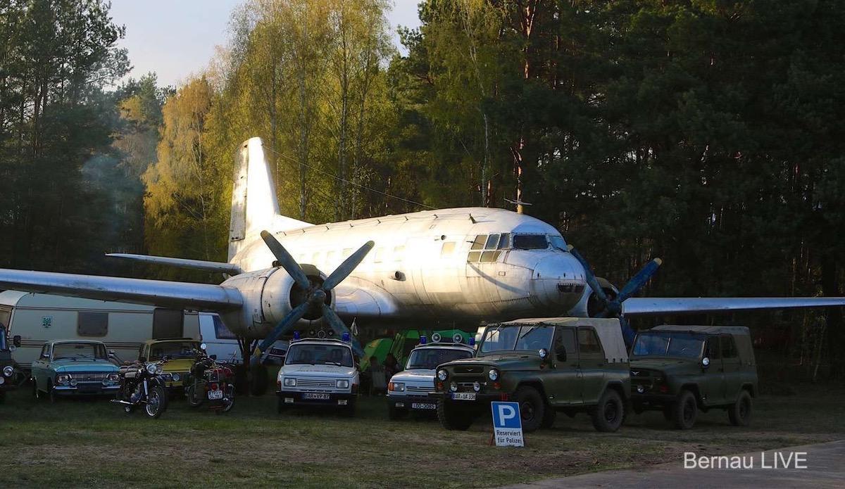 Luftfahrtmuseum Finowfurt, Barnim, Bernau, Bernau LIVE