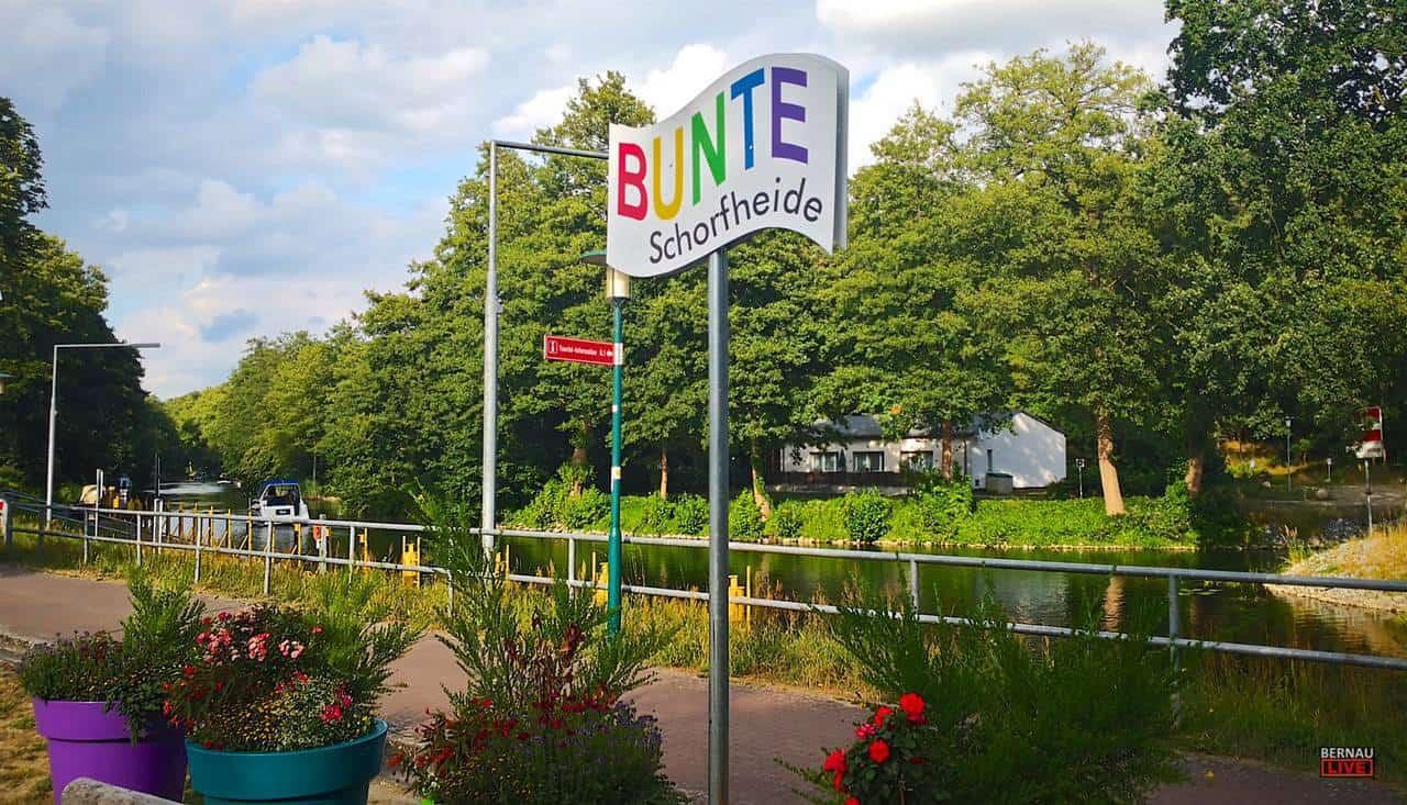Schorfheide, Barnim, Bernau, Tourismus, Werbellinsee