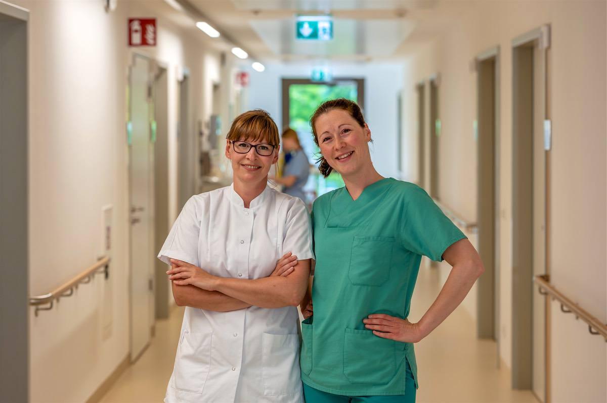 Immanuel Klinikum Bernau - Stellenanzeige