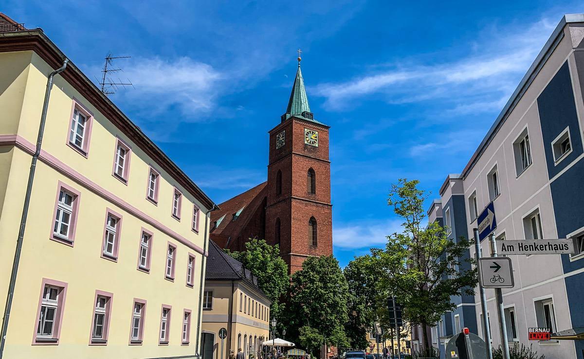 Bernau, St. Marien Kirche, Bernau bei Berlin, Bernau LIVE