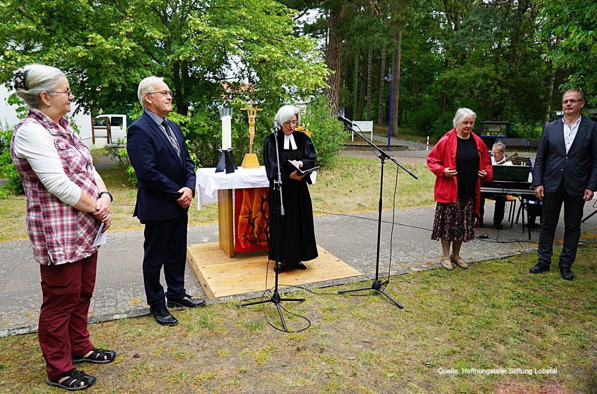 Lobetal, bernau, Bernau LIVE, Kirche
