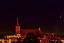 Photo of Komet Neowise C/2020 F3 zeigte sich am Himmel von Bernau