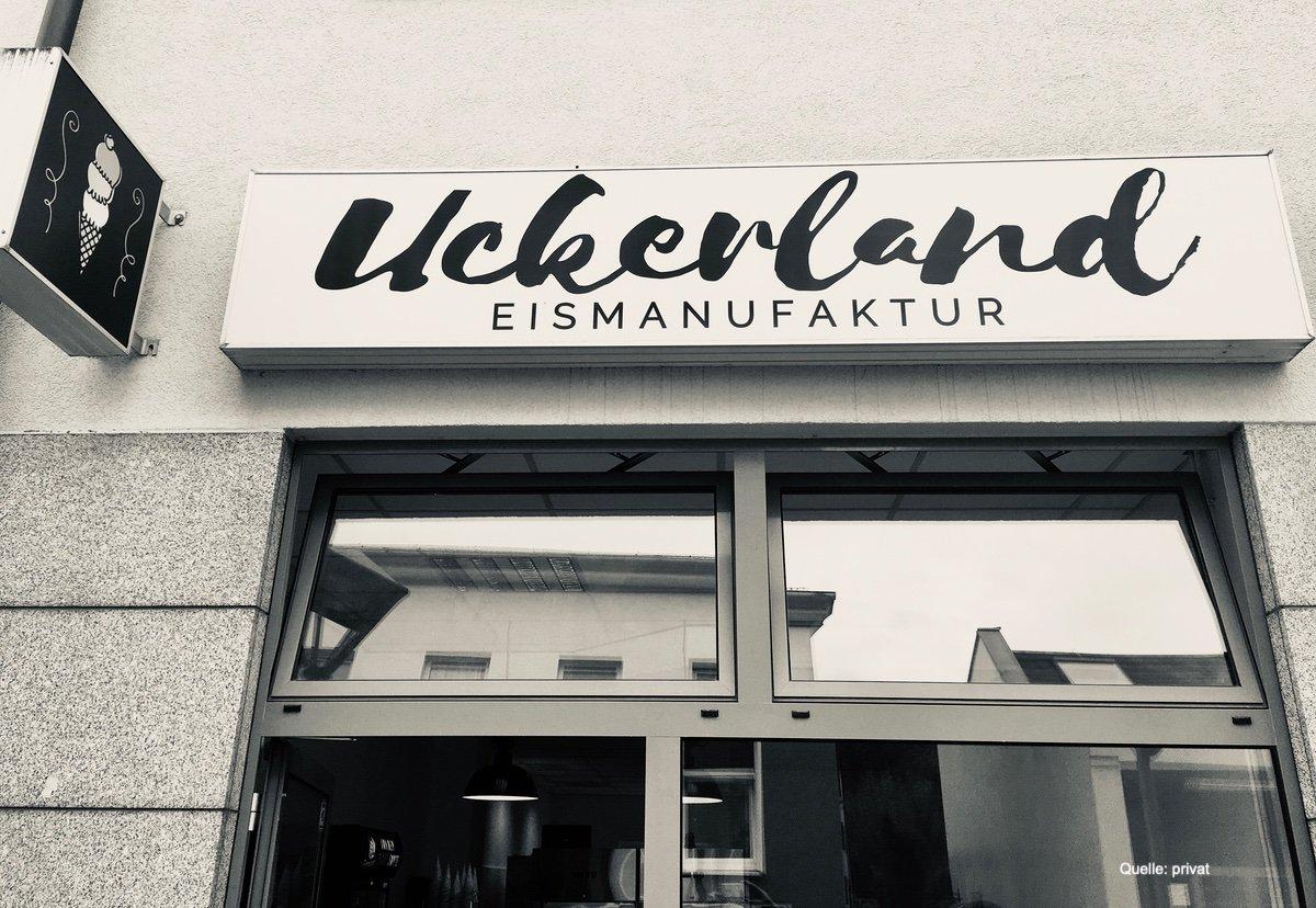 Bernau, Uckerland Eismanufaktur, Bernau LIVE