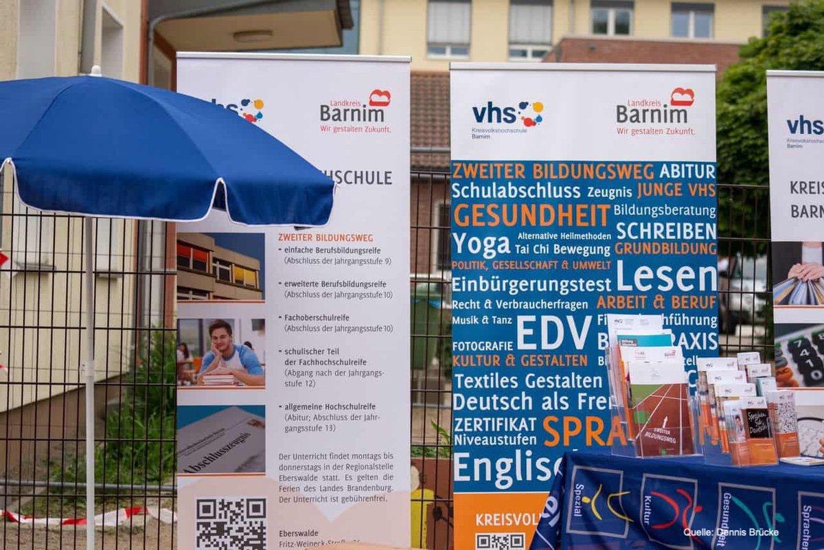 VHS Barnim, Barnim, Bernau, Bernau LIVE