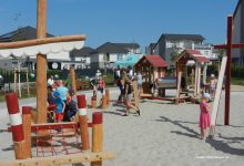 Photo of Neuer Spielplatz am Nuthering in Bernau Friedenstal