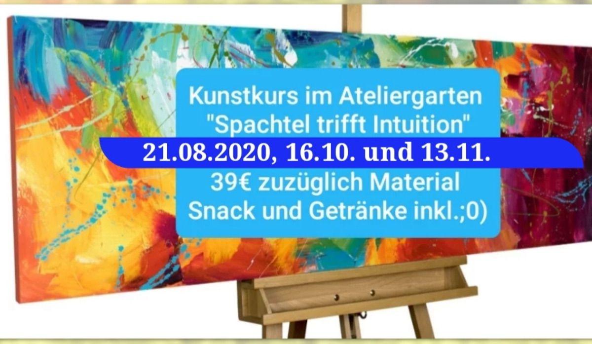 Ateliergarten in Schwanebeck, Atelier Schwan-Beck