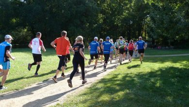Photo of 23. Regionalparklauf im Blumberger Lenné-Park