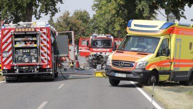 Photo of Barnim: Dauereinsatz für Feuerwehr, Polizei und Rettungsdienste