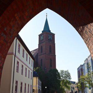 Bernau, Bernau bei Berlin, Stadtrundgang Bernau, Barnim