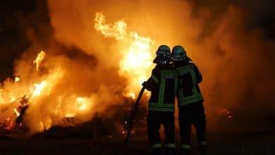 Photo of Brände in- und um Bernau sorgen für zahlreiche Feuerwehreinsätze