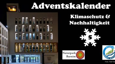 Klima Adventskalender, Bernau