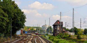 Ab kommenden Freitag ist Bernau dann mal ohne Bahnanbindung